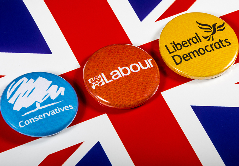political direct mail campaigns