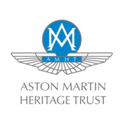 logo astin martin heritage trust